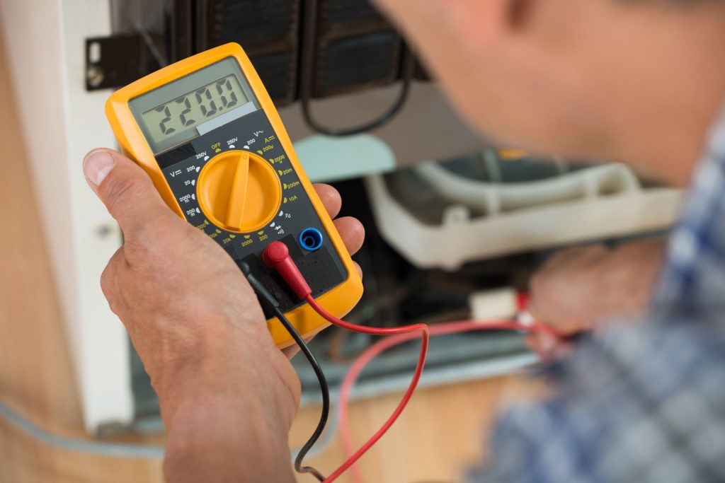 Appliance Repairs and Electrical Testing